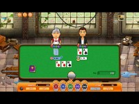 Hometown Poker Hero Game screenshot 1