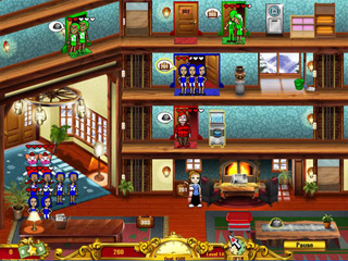 Hotel Dash: Suite Success Game screenshot 3