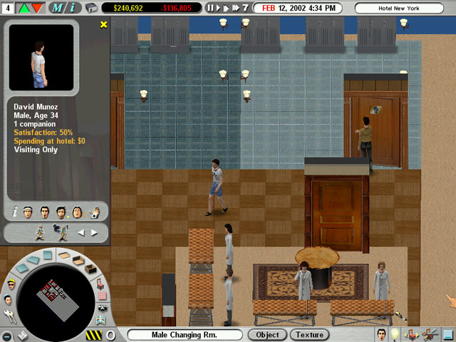 Hotel Giant Game screenshot 1