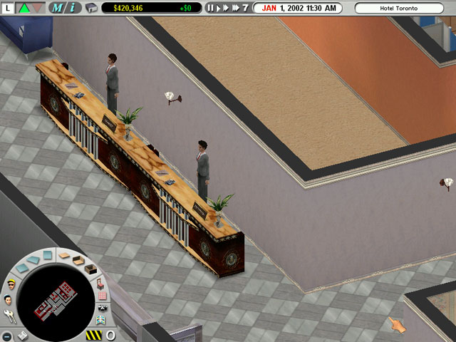 Hotel Giant Game screenshot 3