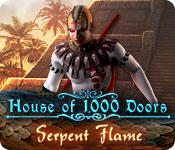 Free House of 1000 Doors: Serpent Flame Game