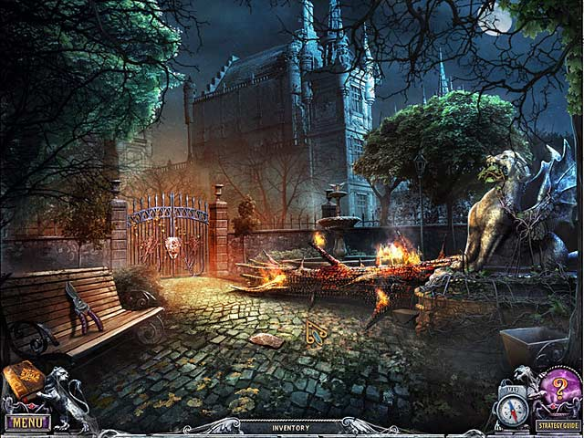 House of 1000 Doors: The Palm of Zoroaster Collector's Edition Game screenshot 1