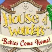 Free House of Wonders: Babies Come Home Game