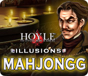Free Hoyle Illusions Mahjongg Game
