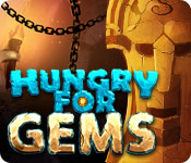 Free Hungry For Gems Game