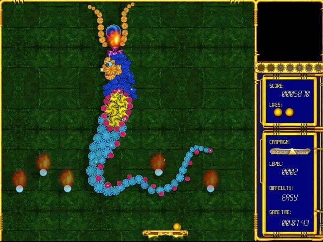 Hyperballoid Golden Pack Game screenshot 2