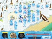 Ice Blast Game screenshot 1