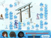 Ice Blast Game screenshot 2