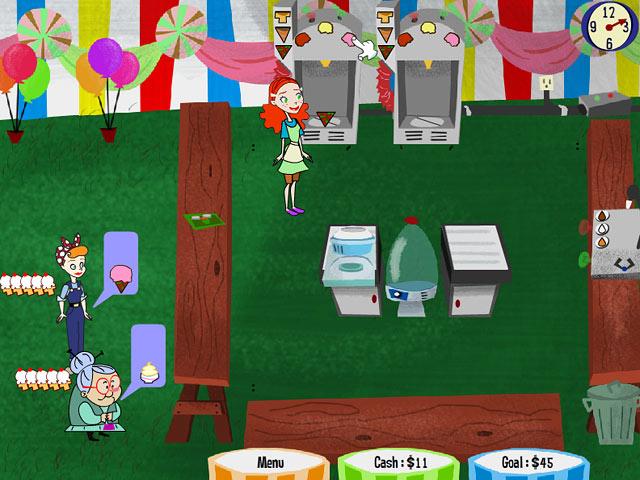 Ice Cream Dee Lites Game screenshot 3