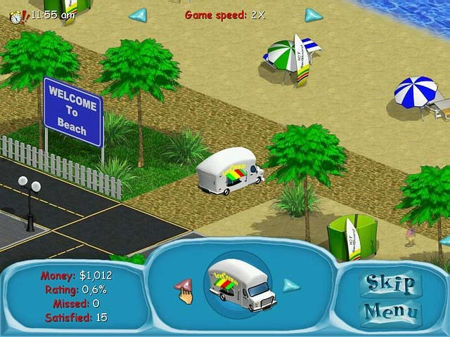 Ice Cream Tycoon Game screenshot 1