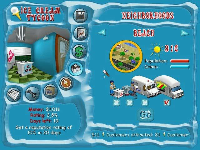 Ice Cream Tycoon Game screenshot 3