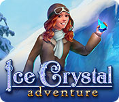 Free Ice Crystal Adventure Game