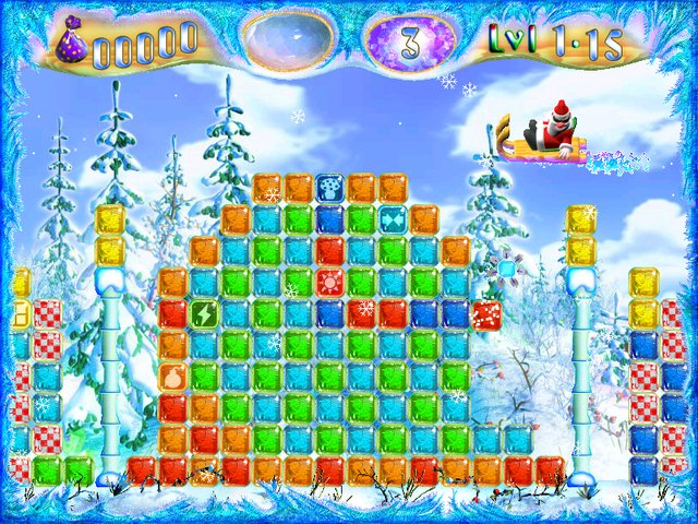 Ice Jam Game screenshot 1
