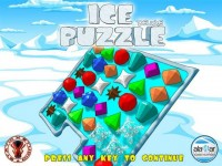 Ice Puzzle Deluxe Game screenshot 1