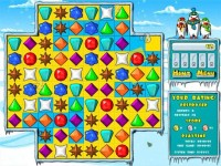 Ice Puzzle Deluxe Game screenshot 2