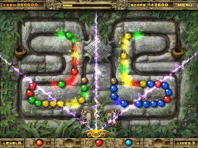 Inca Ball Game screenshot 3