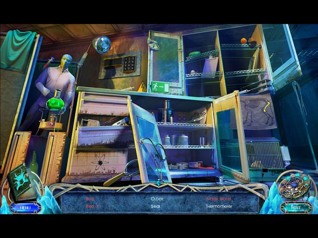 Insane Cold: Back to the Ice Age Game screenshot 2
