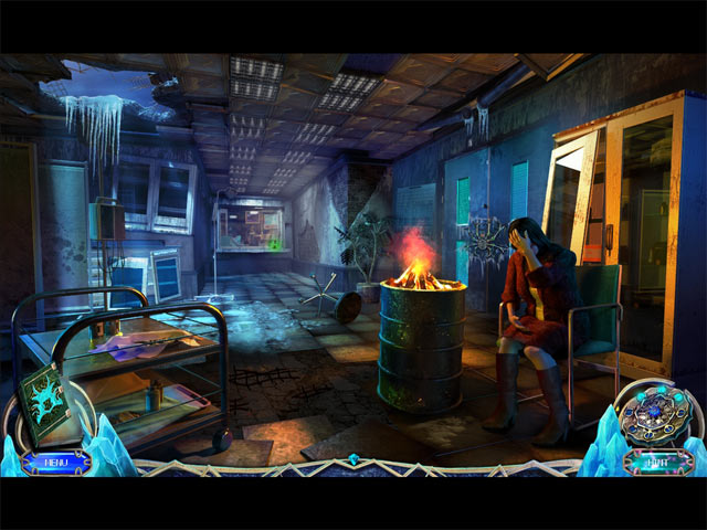 Insane Cold: Back to the Ice Age Game screenshot 3