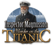 Free Inspector Magnusson: Murder on the Titanic Game