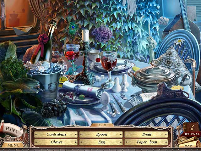 Inspector Magnusson: Murder on the Titanic Game screenshot 1