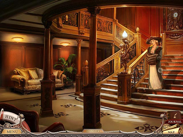Inspector Magnusson: Murder on the Titanic Game screenshot 3