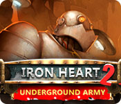 Free Iron Heart 2: Underground Army Game
