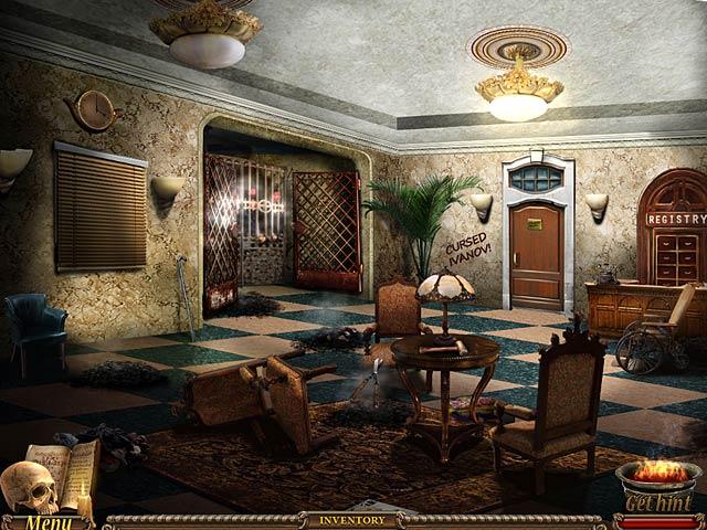 Island of Death: Demons and Despair Game screenshot 2