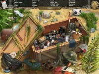 Island: The Lost Medallion Game screenshot 2