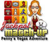 Free Jackpot Match-Up: Penny's Vegas Adventure Game