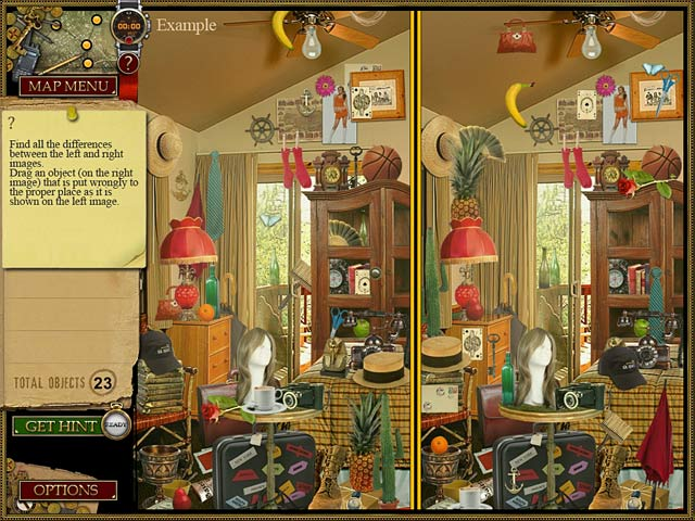 Jane Angel: Templar Mystery Game screenshot 2
