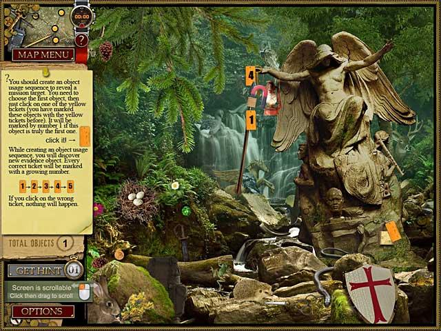 Jane Angel: Templar Mystery Game screenshot 3