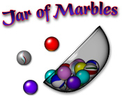 Free Jar of Marbles Game