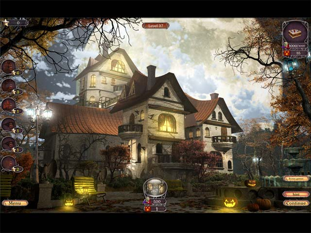 Jewel Match: Twilight Game screenshot 2