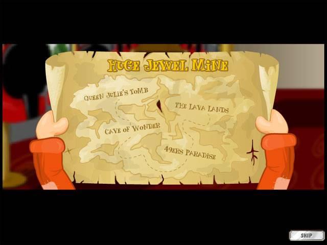 Jewel Miner Game screenshot 2