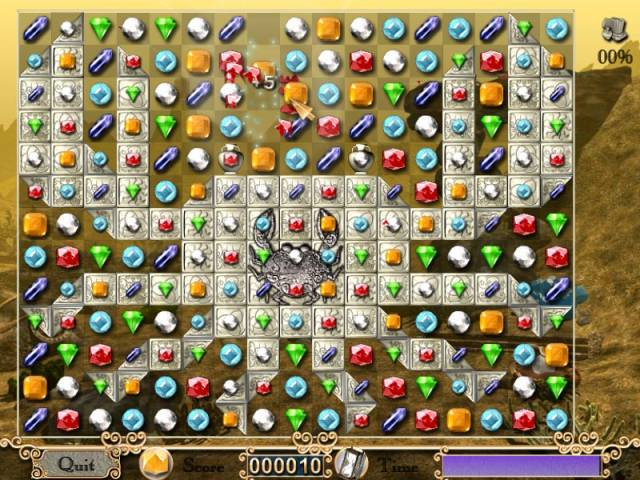Jewel of Atlantis Game screenshot 3