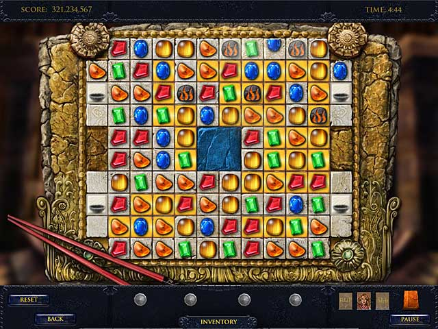 Jewel Quest Mysteries: The Oracle of Ur Game screenshot 2