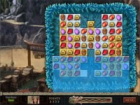 Jewel Quest: The Sapphire Dragon Game screenshot 1