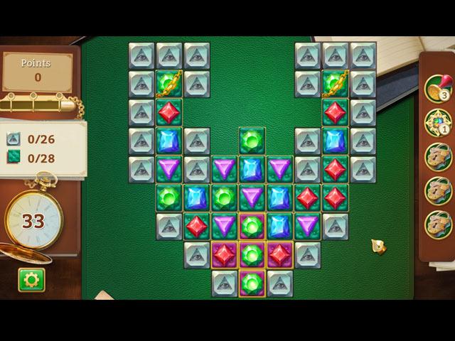 Jewel Story Game screenshot 2