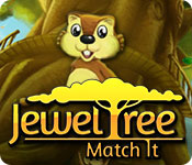 Free Jewel Tree: Match It Game