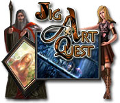 Free Jig Art Quest Game