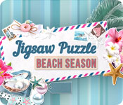 Free Jigsaw Puzzle Beach Season Game