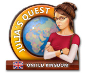 Free Julia's Quest: United Kingdom Game
