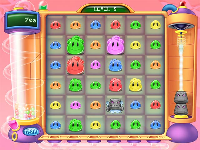 Jump Jump Jelly Reactor Game screenshot 1