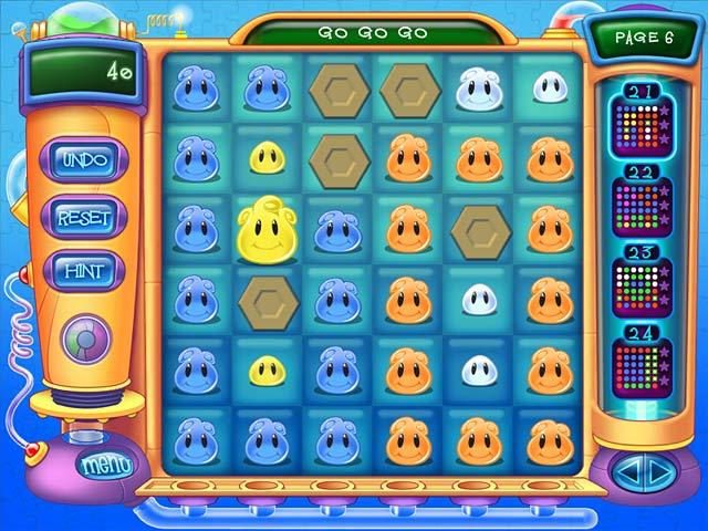 Jump Jump Jelly Reactor Game screenshot 2