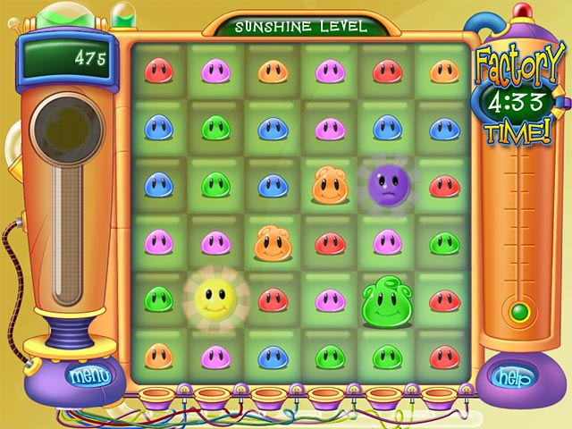 Jump Jump Jelly Reactor Game screenshot 3