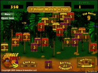 Jungle Fruit Game screenshot 3