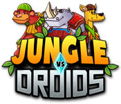 Free Jungle vs. Droids Game
