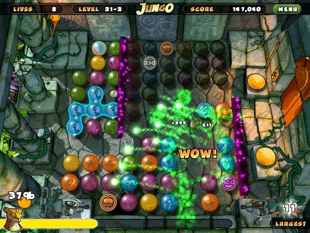 Jungo Game screenshot 3