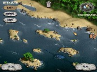 Jurassic Realm Game screenshot 1
