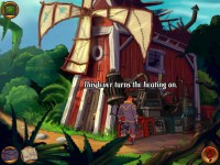 Kaptain Brawe: Episode I Game screenshot 1